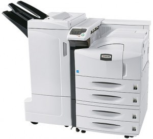 Networked printer